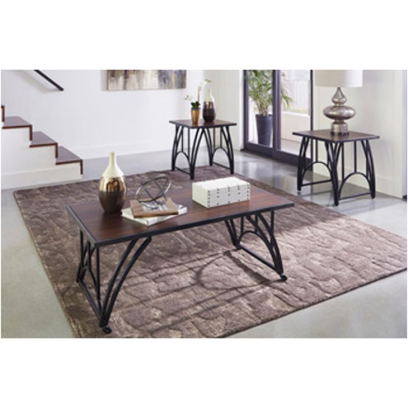 T343-13 Ashley Furniture Barnallow Occasional Table Set
