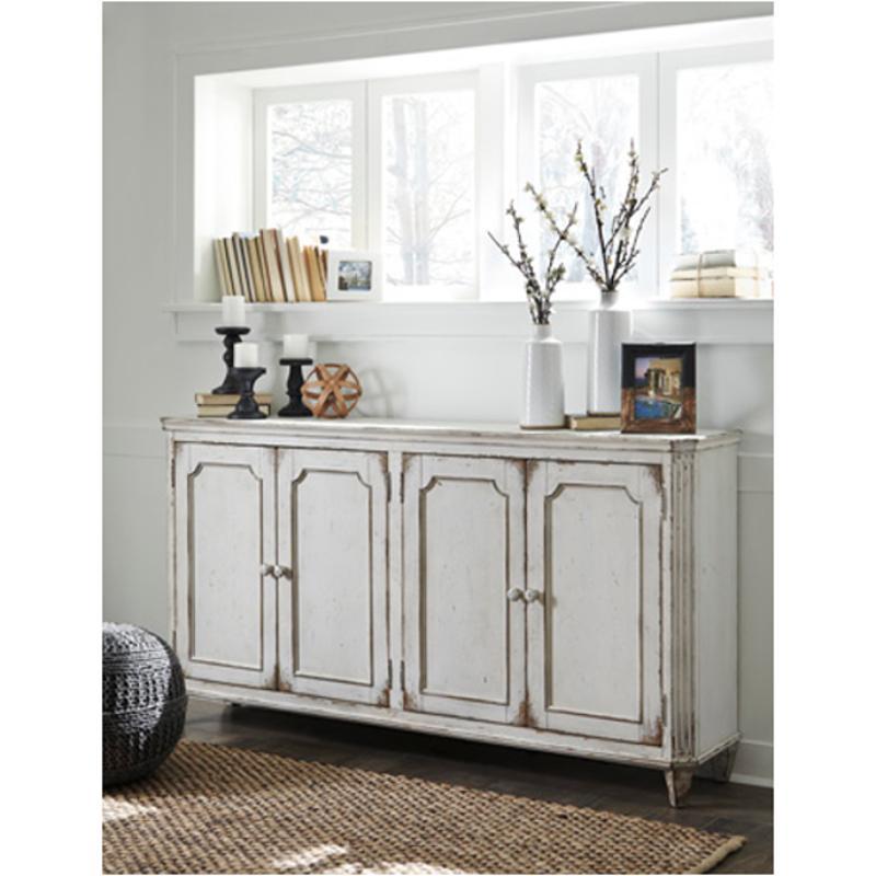 T505-560 Ashley Furniture Mirimyn Door Accent Cabinet
