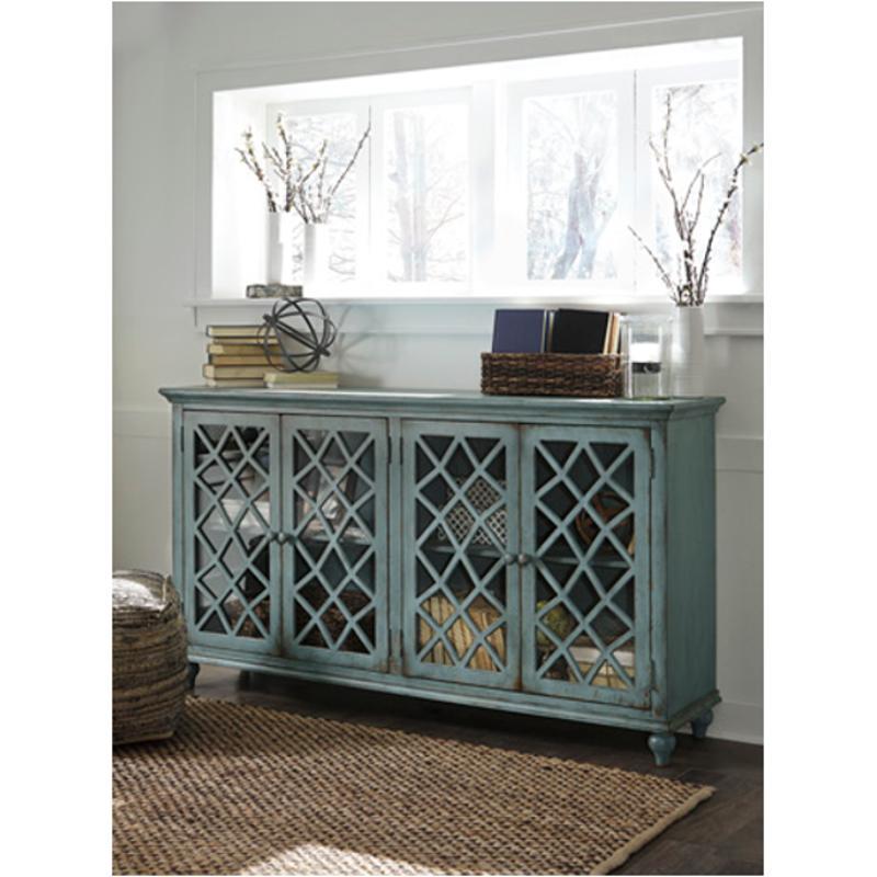 T505 762 Ashley Furniture Mirimyn Door Accent Cabinet