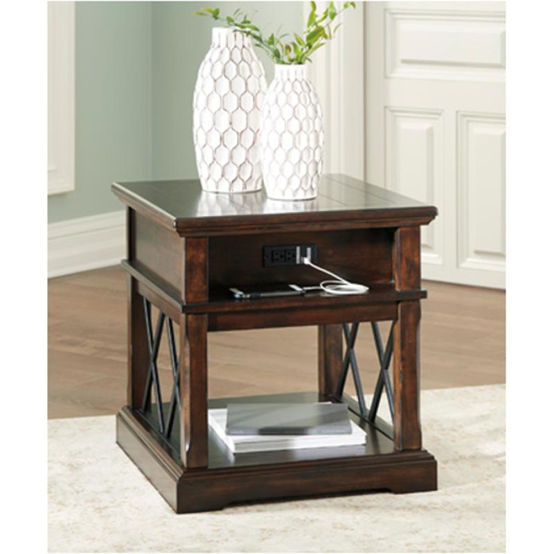 T517 0 Ashley Furniture Nestor: T701-3 Ashley Furniture Rectangular End Table