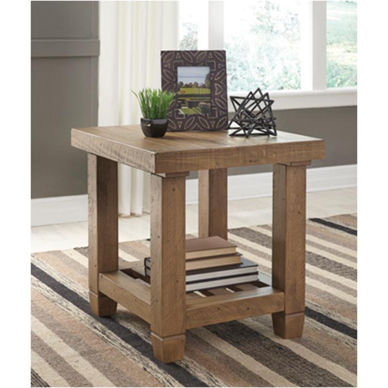 Lighted End Tables Living Room Furniture: T859-3 Ashley Furniture Rectangular End Table