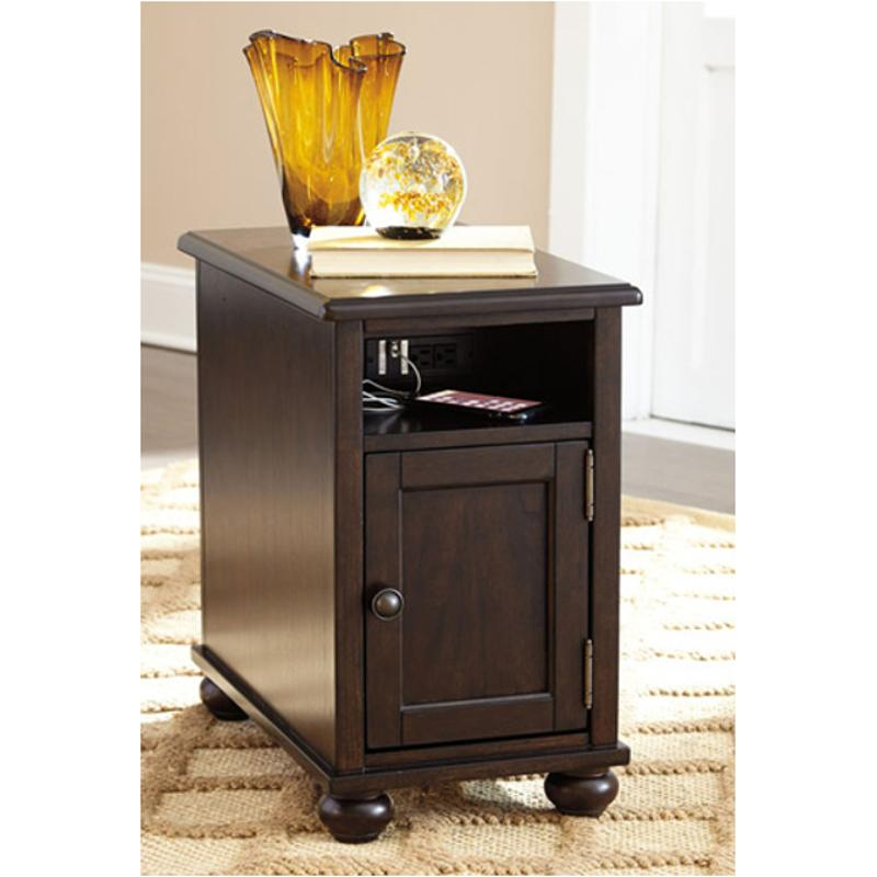 End Year Sale Ashley Furniture: T934-7 Ashley Furniture Barilanni Chair Side End Table