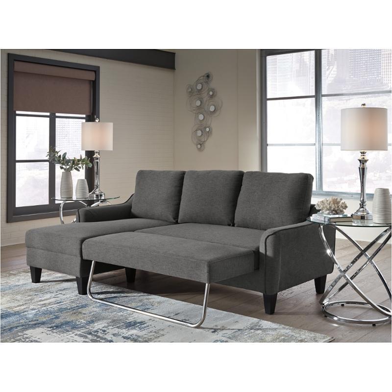 Surprising 1150271 Ashley Furniture Jarreau Gray Queen Sofa Sleeper Download Free Architecture Designs Photstoregrimeyleaguecom