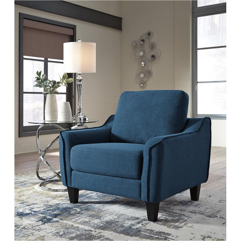1150320 Ashley Furniture Jarreau Blue Living Room Chair