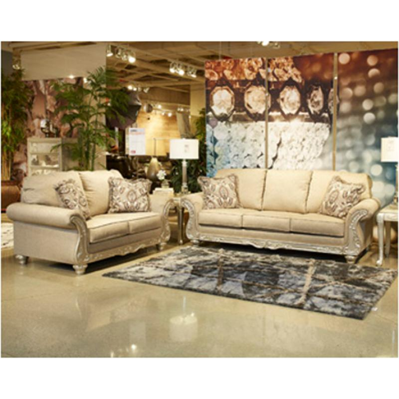 1690135 Ashley Furniture Gailian Loveseat