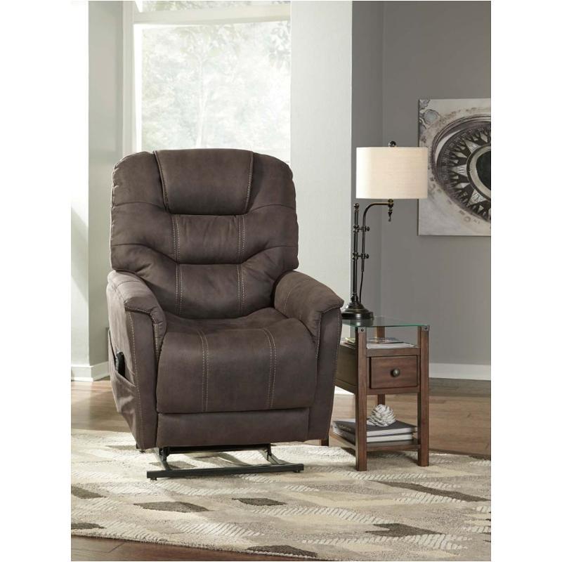 2160412 Ashley Furniture Ballister Power Lift Recliner