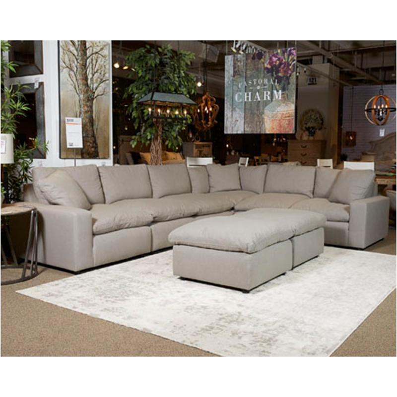 . 3110308 Ashley Furniture Savesto   Mineral Oversized Accent Ottoman