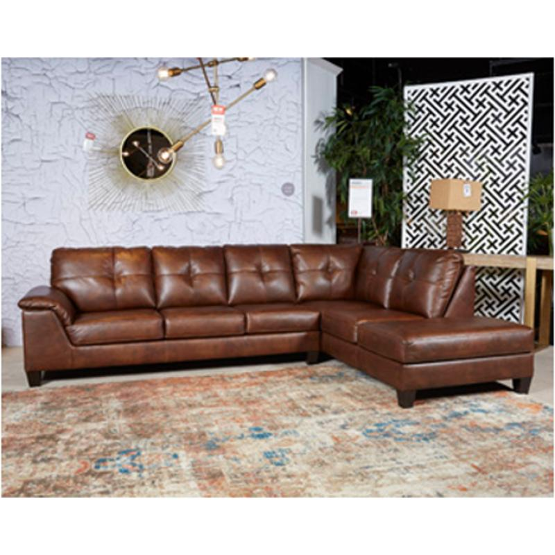 Ashley Furniture Catalogue: 3420366 Ashley Furniture Goldstone Living Room Sectional