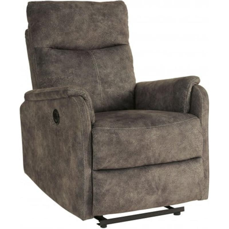 Superieur 3780206 Ashley Furniture Torrox   Pewter Living Room Recliner