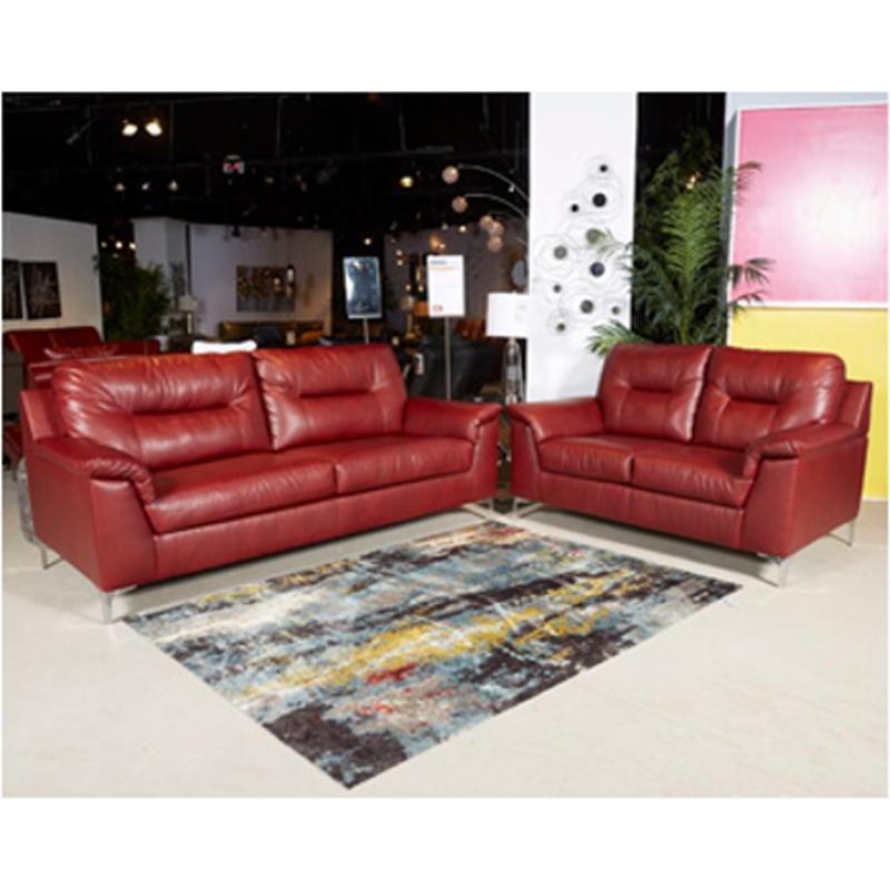 3960320 Ashley Furniture Tensas Crimson Living Room Chair