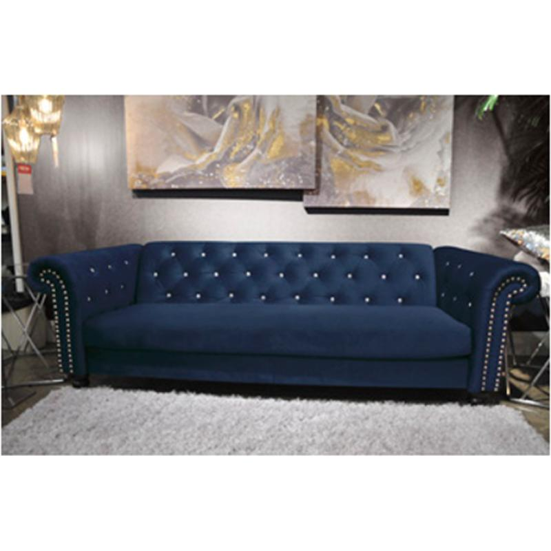 4030238 Ashley Furniture Malchin - Navy Sofa