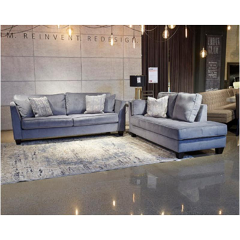 4740017 Ashley Furniture Sciolo Living Room Chaise