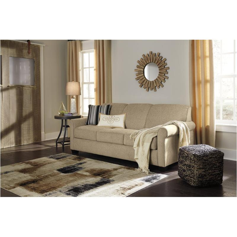 best loved f34ee f51c3 7380939 Ashley Furniture Cansler - Grain Queen Sofa Sleeper
