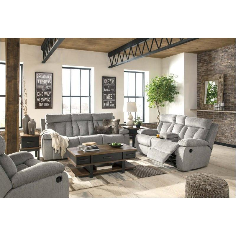 7620489 Ashley Furniture Mitchiner Reclining Sofa With Ddt