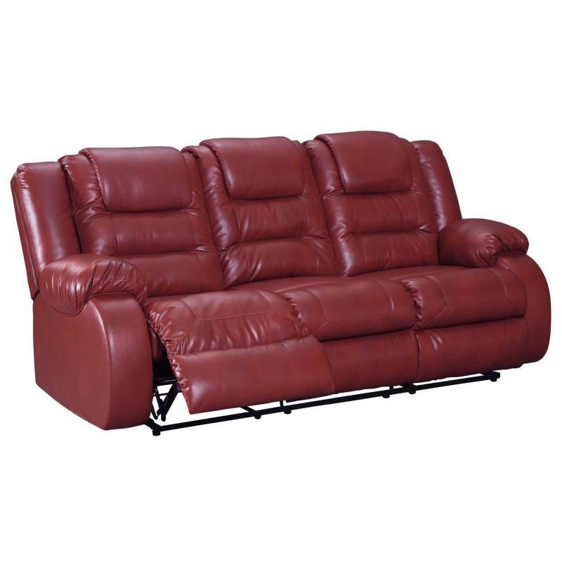 7930688 Ashley Furniture Vacherie Salsa Living Room Sofa