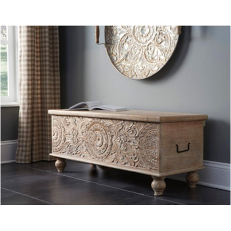 A4000039 Ashley Furniture Storage Bench Accent Benche