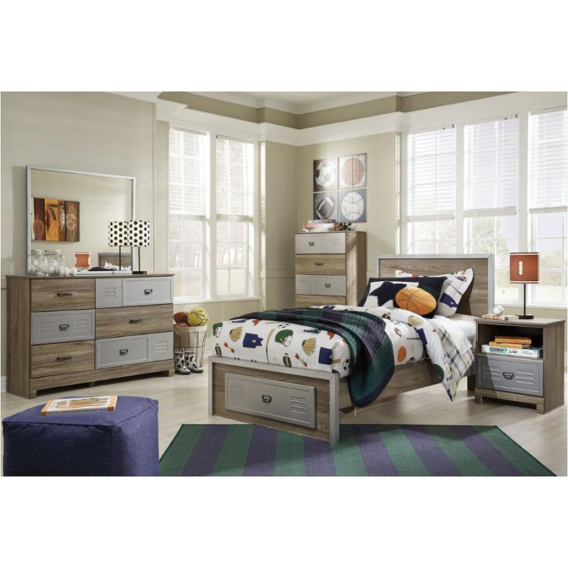 B099-87 Ashley Furniture Mckeeth Full Panel Bed
