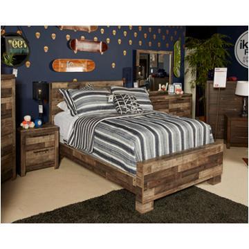 b679c1ebee0dcb B200-53 Ashley Furniture Derekson Kids Room Twin Panel Bed
