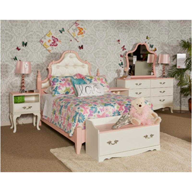B212 91 Ashley Furniture Laddi Kids Room One Drawer Nightstand