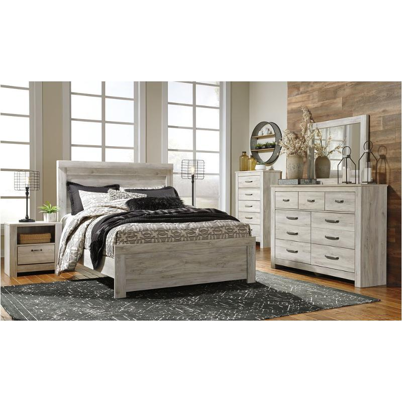 Ashley Furniture Discount Store: B331-57 Ashley Furniture Bellaby Bedroom Queen Panel Bed