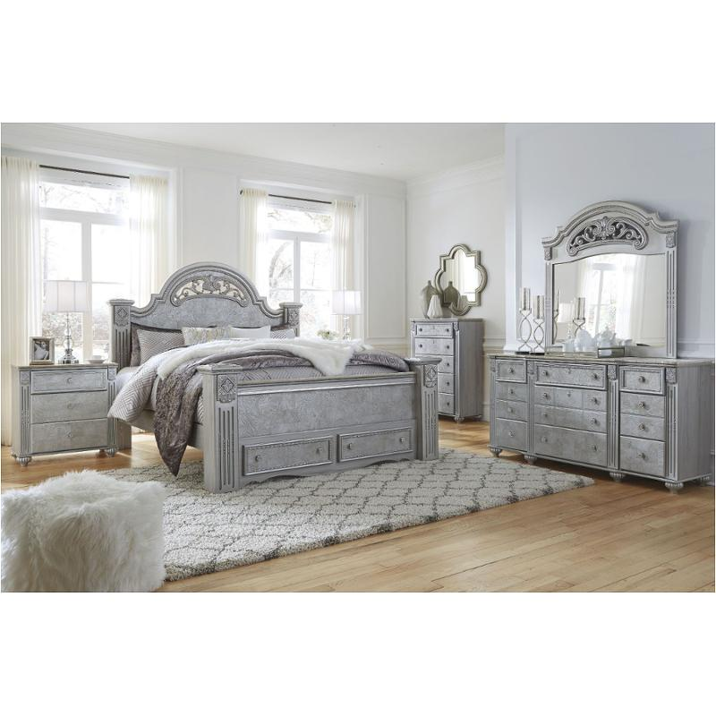 B357 68 St Ashley Furniture Zolena Bedroom Bed