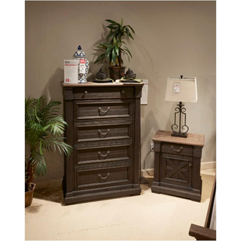 B736 46 Ashley Furniture Tyler Creek Bedroom Chest