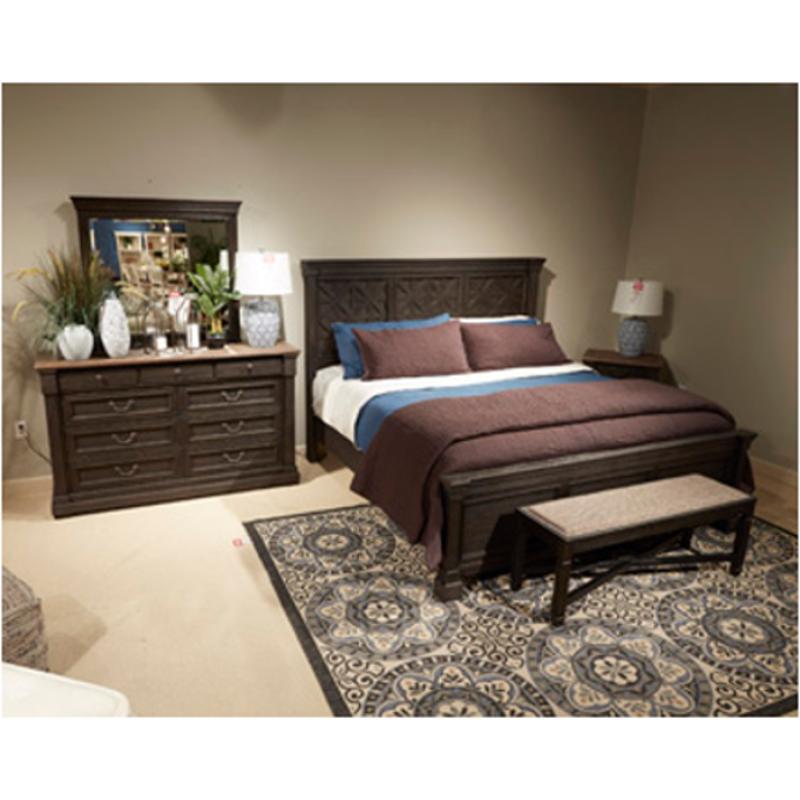 B736-58 Ashley Furniture Tyler Creek King/california King Panel Bed