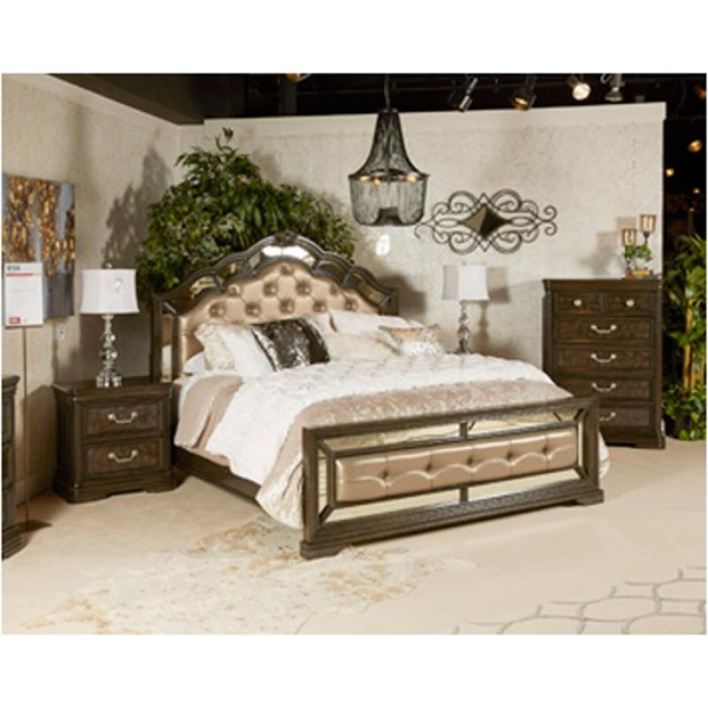 B728-58 Ashley Furniture King/california King Upholstered Bed