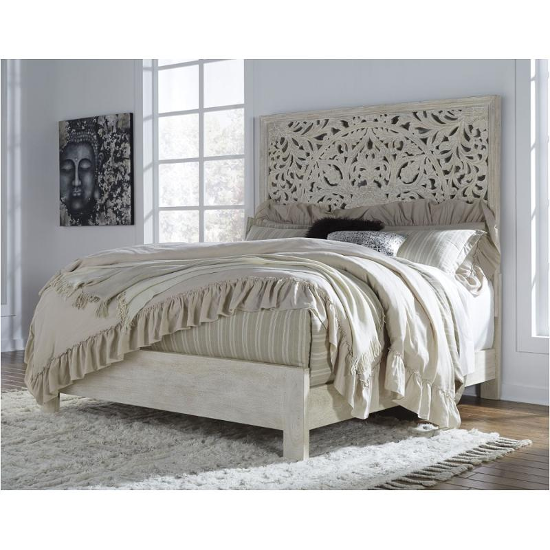 Ashley Furniture Calgary: B805-254 Ashley Furniture Bantori Bedroom Queen Panel