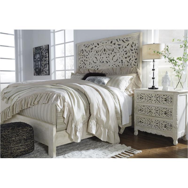 B805-258-ck Ashley Furniture Bantori King/california King Panel Bed Ck