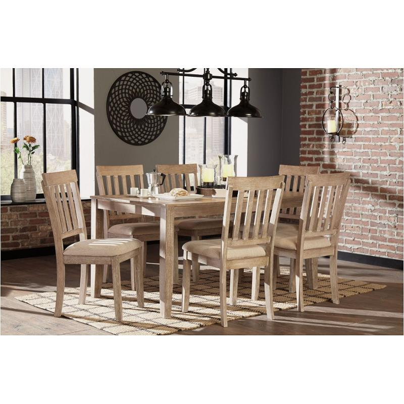 D484-425 Ashley Furniture Mattilone Dining Room Table