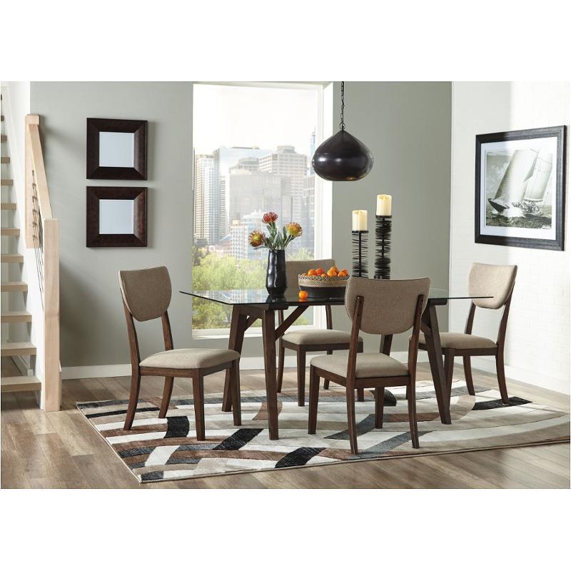 D517 25 Ashley Furniture Joshton Dining Room Dining Table