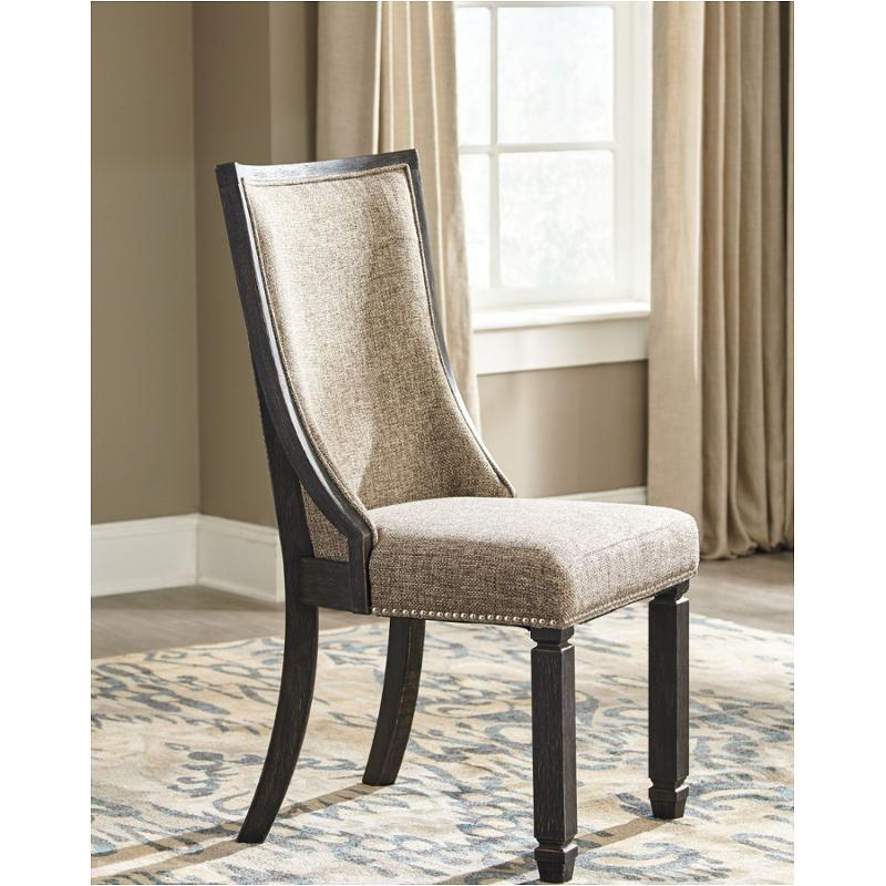 Beau D736 02 Ashley Furniture Tyler Creek Dining Room Dining Chair