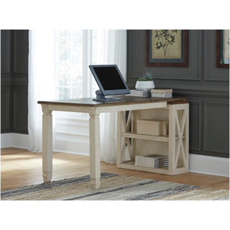 Ashley Furniture 14 Piece Sale: H647-14 Ashley Furniture Bolanburg Bookcase Desk Return