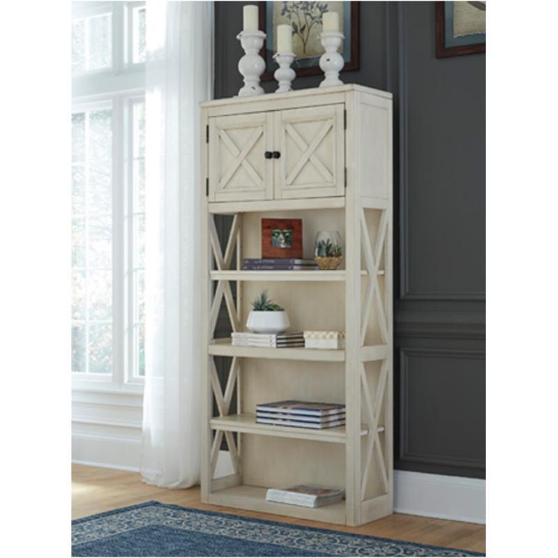 H647 17 Ashley Furniture Bolanburg Home Office Bookcase