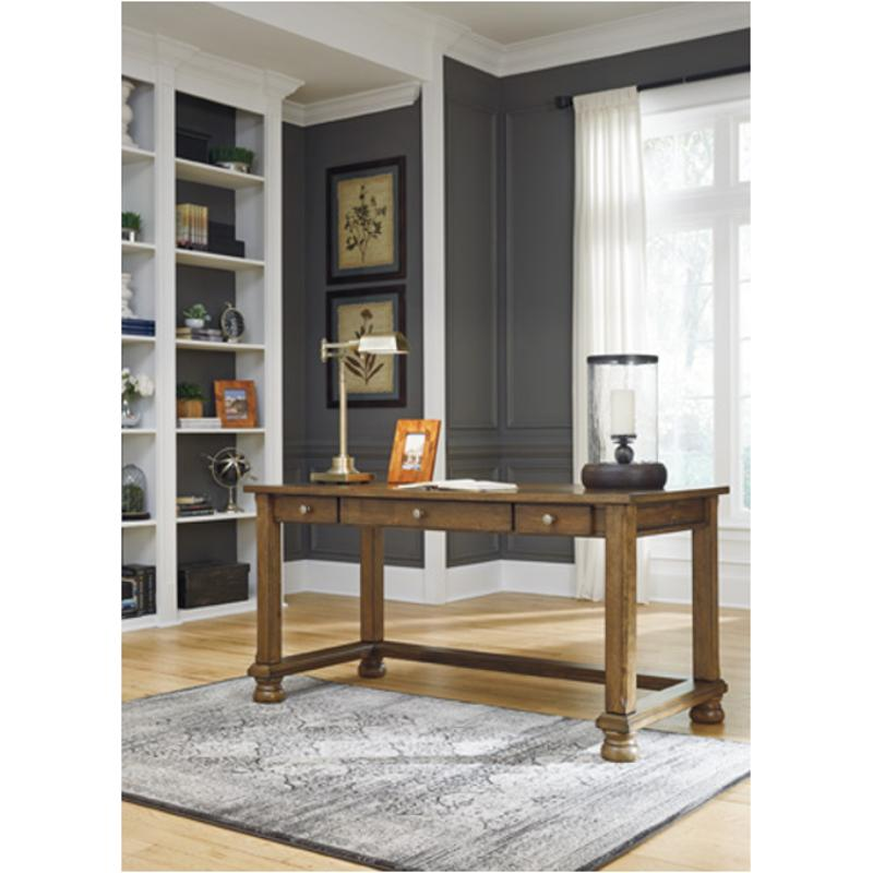 H719-44 Ashley Furniture Flynnter Home Office Home Office Desk