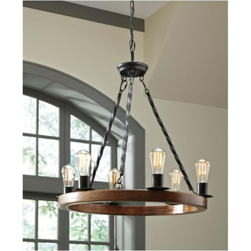 Beau L000658 Ashley Furniture Accent Lighting