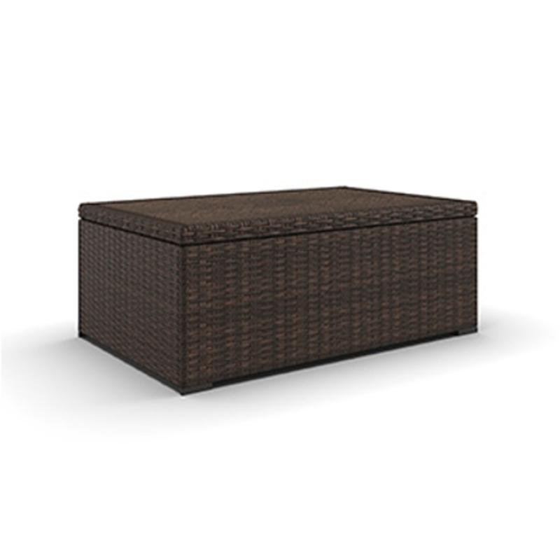 Beau P782 701 Ashley Furniture Alta Grande Patio And Garden Cocktail Table