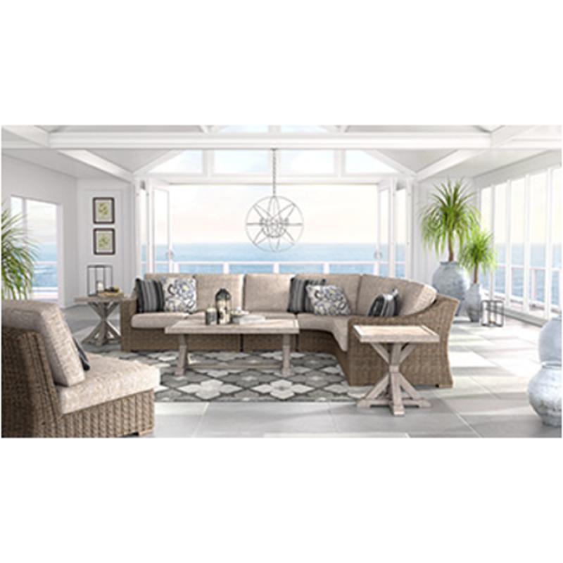 P791-854 Ashley Furniture Raf/laf Loveseat With Cushion