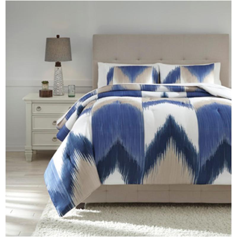 Q424003k Ashley Furniture Mayda Bedding Comforter