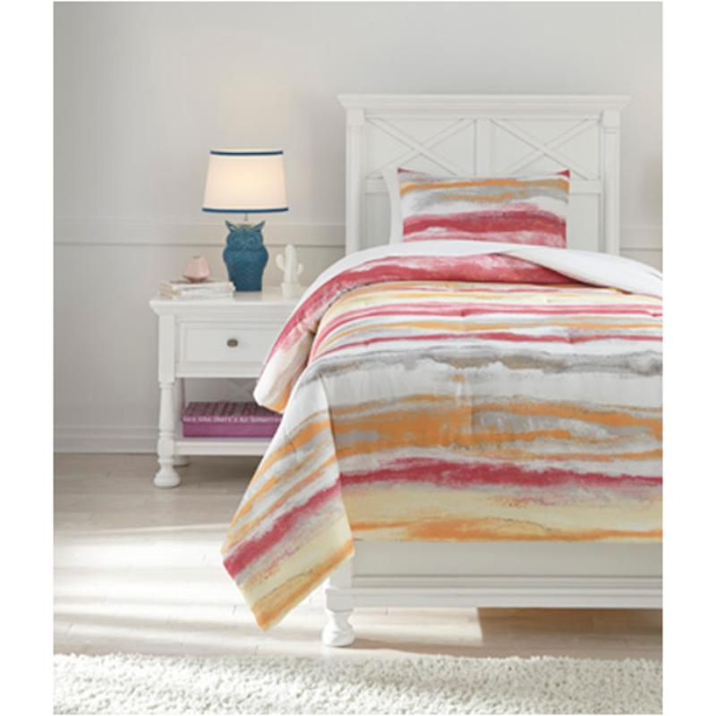 Incroyable Q427001t Ashley Furniture Tammy Bedding Comforter
