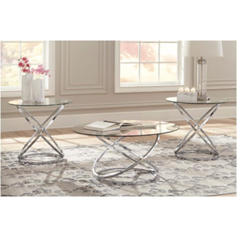 T270 13 Ashley Furniture Hollynyx Occasional Table Set