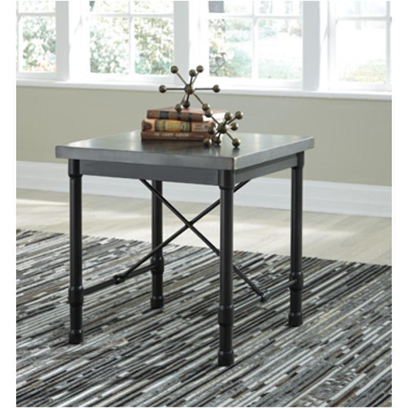 t328 2 ashley furniture minnona living room square end table