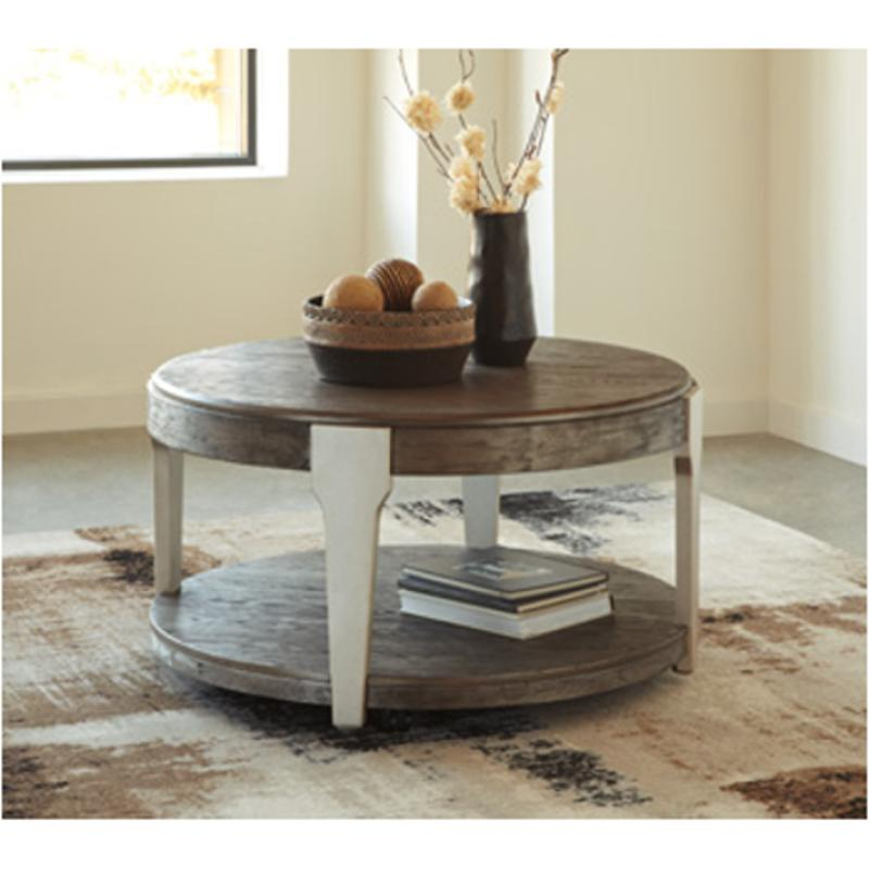 Ashley Furniture Round Coffee Table 4