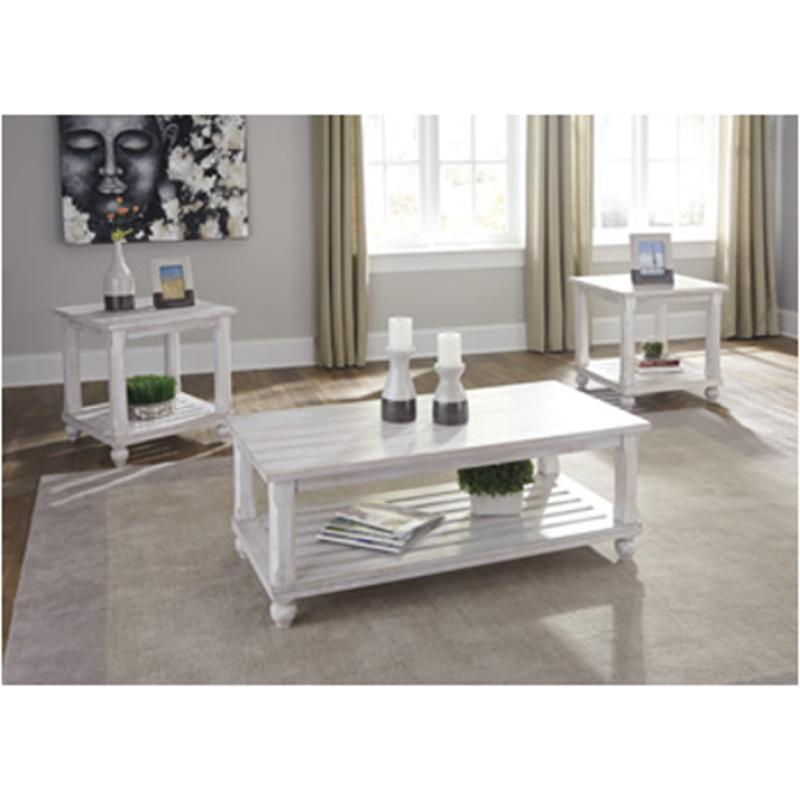 Furniture Com Coupon: T488-13 Ashley Furniture Cloudhurst Occasional Table Set
