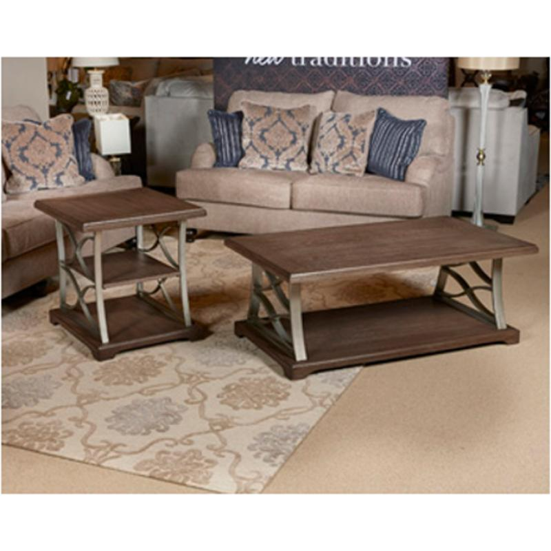 T634 4 Ashley Furniture Baymore Living Room Sofa Table