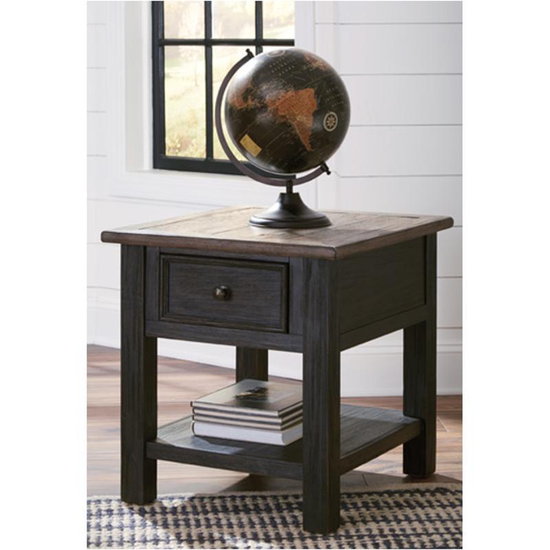 Ashley Furniture Tyler Texas: T736-3 Ashley Furniture Tyler Creek Rectangular End Table
