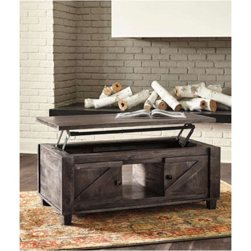 T848 9 Ashley Furniture Living Room Tail Table