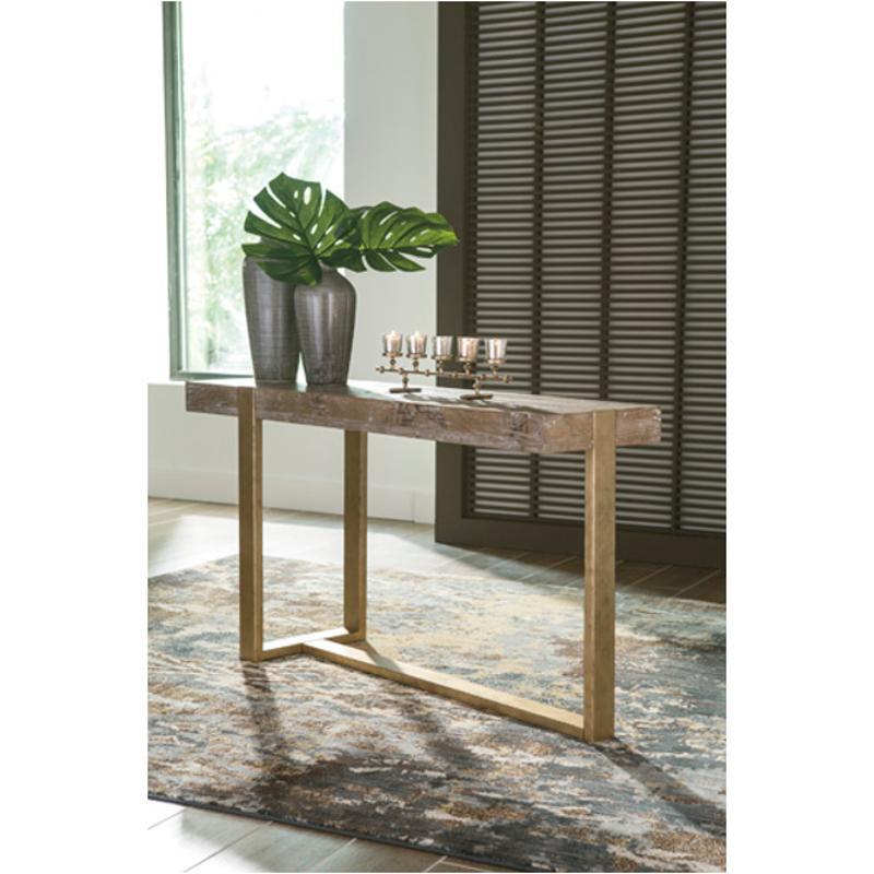 Furniture For Less Miami: T945-4 Ashley Furniture Paluxy Living Room Sofa Table