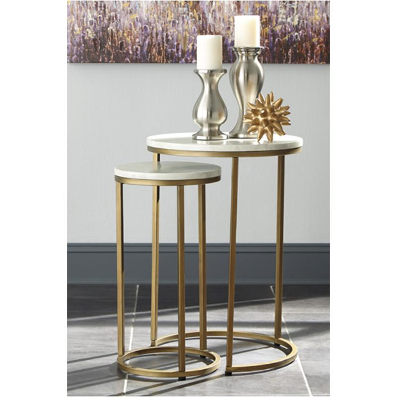 nesting end tables. T294-16 Ashley Furniture Britzwald Living Room Nesting Table End Tables